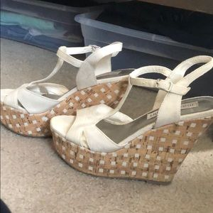 Perfect for spring wedge, Madden girl!